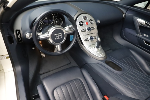 Used 2010 Bugatti Veyron 16.4 Grand Sport for sale Call for price at Alfa Romeo of Westport in Westport CT 06880 19