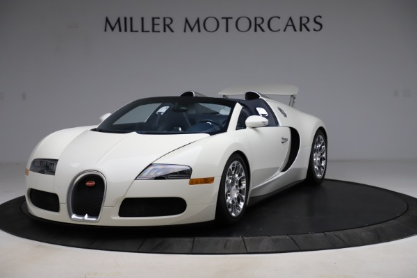 Used 2010 Bugatti Veyron 16.4 Grand Sport for sale Call for price at Alfa Romeo of Westport in Westport CT 06880 2