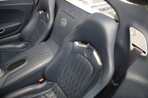 Used 2010 Bugatti Veyron 16.4 Grand Sport for sale Call for price at Alfa Romeo of Westport in Westport CT 06880 23