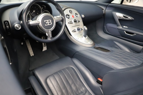 Used 2010 Bugatti Veyron 16.4 Grand Sport for sale Call for price at Alfa Romeo of Westport in Westport CT 06880 24