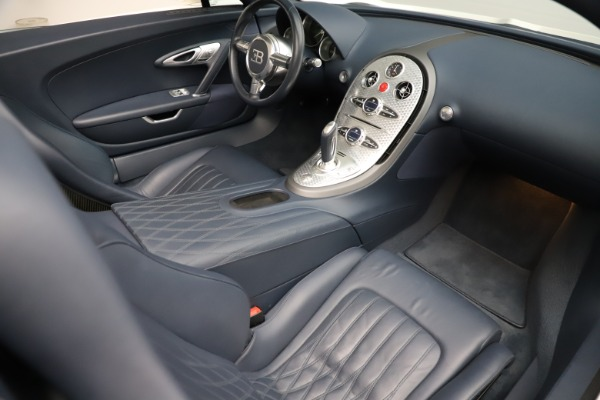 Used 2010 Bugatti Veyron 16.4 Grand Sport for sale Call for price at Alfa Romeo of Westport in Westport CT 06880 25