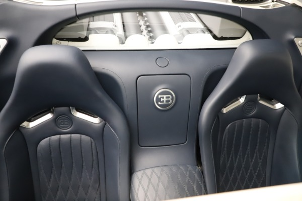 Used 2010 Bugatti Veyron 16.4 Grand Sport for sale Call for price at Alfa Romeo of Westport in Westport CT 06880 28