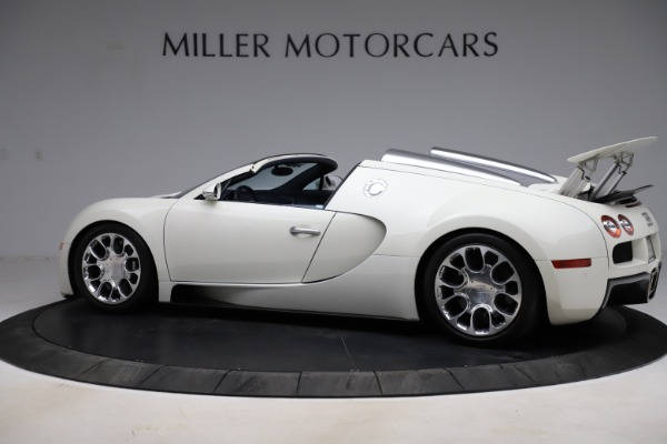 Used 2010 Bugatti Veyron 16.4 Grand Sport for sale Call for price at Alfa Romeo of Westport in Westport CT 06880 4