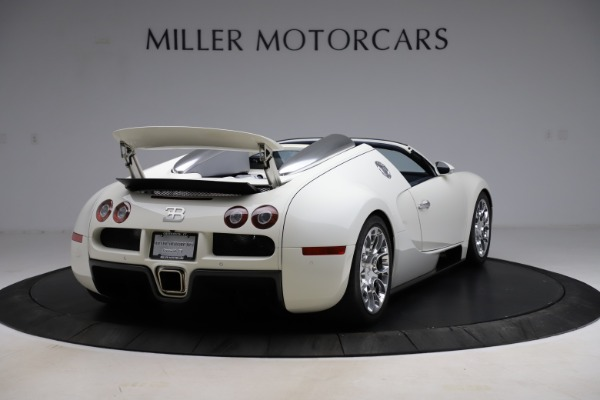 Used 2010 Bugatti Veyron 16.4 Grand Sport for sale Call for price at Alfa Romeo of Westport in Westport CT 06880 7