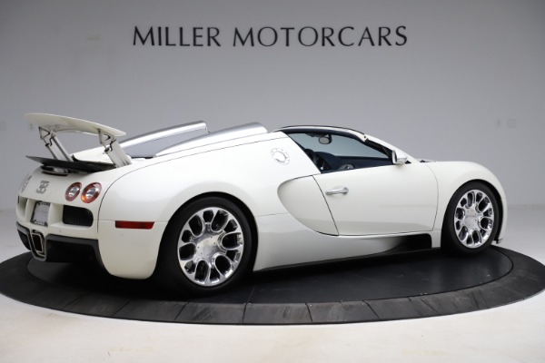 Used 2010 Bugatti Veyron 16.4 Grand Sport for sale Call for price at Alfa Romeo of Westport in Westport CT 06880 8