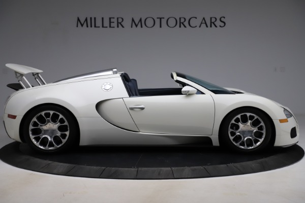 Used 2010 Bugatti Veyron 16.4 Grand Sport for sale Call for price at Alfa Romeo of Westport in Westport CT 06880 9