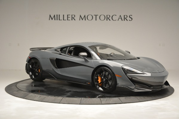 Used 2019 McLaren 600LT Luxury for sale Sold at Alfa Romeo of Westport in Westport CT 06880 10