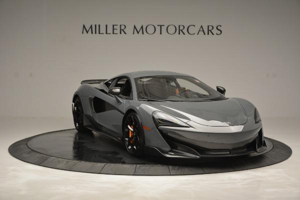 Used 2019 McLaren 600LT Luxury for sale Sold at Alfa Romeo of Westport in Westport CT 06880 11