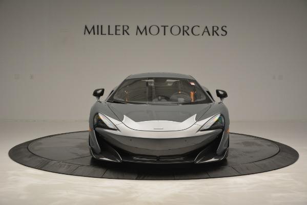 Used 2019 McLaren 600LT Luxury for sale Sold at Alfa Romeo of Westport in Westport CT 06880 12