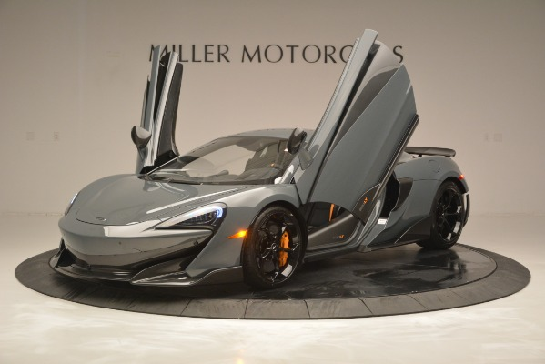 Used 2019 McLaren 600LT Luxury for sale Sold at Alfa Romeo of Westport in Westport CT 06880 14