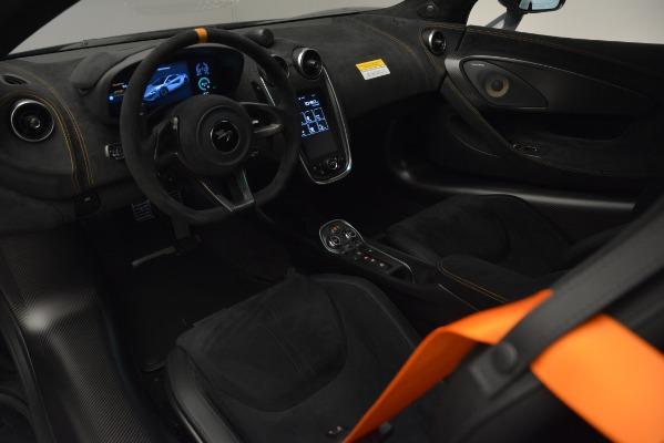 Used 2019 McLaren 600LT Luxury for sale Sold at Alfa Romeo of Westport in Westport CT 06880 17