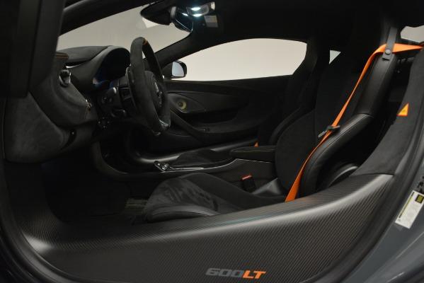 Used 2019 McLaren 600LT Luxury for sale Sold at Alfa Romeo of Westport in Westport CT 06880 18