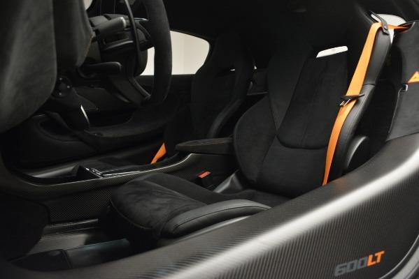 Used 2019 McLaren 600LT Luxury for sale Sold at Alfa Romeo of Westport in Westport CT 06880 19