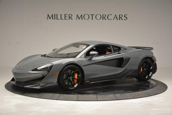 Used 2019 McLaren 600LT Luxury for sale Sold at Alfa Romeo of Westport in Westport CT 06880 2