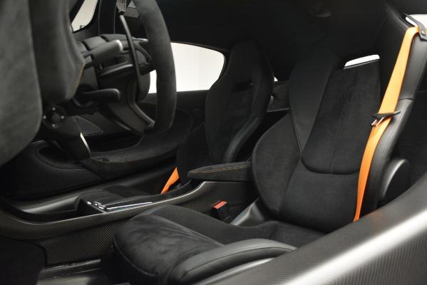 Used 2019 McLaren 600LT Luxury for sale Sold at Alfa Romeo of Westport in Westport CT 06880 20