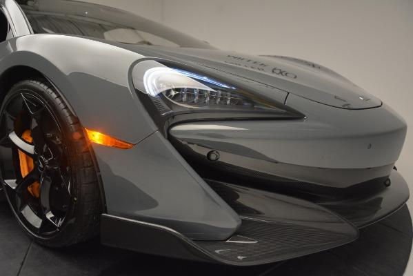 Used 2019 McLaren 600LT Luxury for sale Sold at Alfa Romeo of Westport in Westport CT 06880 24