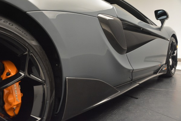 Used 2019 McLaren 600LT Luxury for sale Sold at Alfa Romeo of Westport in Westport CT 06880 25