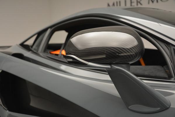 Used 2019 McLaren 600LT Luxury for sale Sold at Alfa Romeo of Westport in Westport CT 06880 26