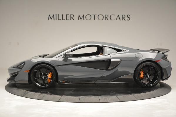 Used 2019 McLaren 600LT Luxury for sale Sold at Alfa Romeo of Westport in Westport CT 06880 3