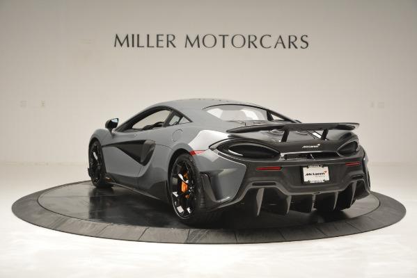 Used 2019 McLaren 600LT Luxury for sale Sold at Alfa Romeo of Westport in Westport CT 06880 5