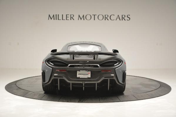 Used 2019 McLaren 600LT Luxury for sale Sold at Alfa Romeo of Westport in Westport CT 06880 6