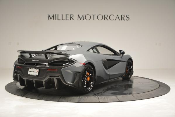 Used 2019 McLaren 600LT Luxury for sale Sold at Alfa Romeo of Westport in Westport CT 06880 7