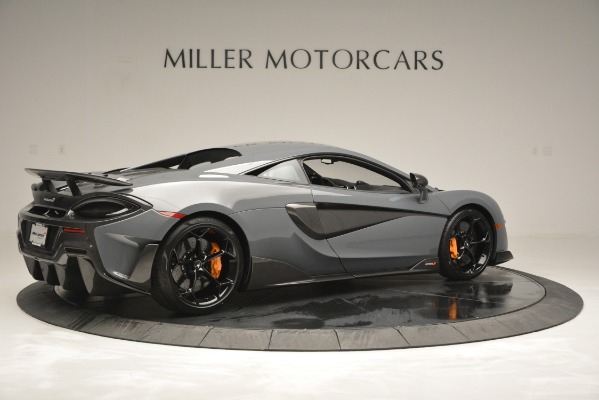Used 2019 McLaren 600LT Luxury for sale Sold at Alfa Romeo of Westport in Westport CT 06880 8