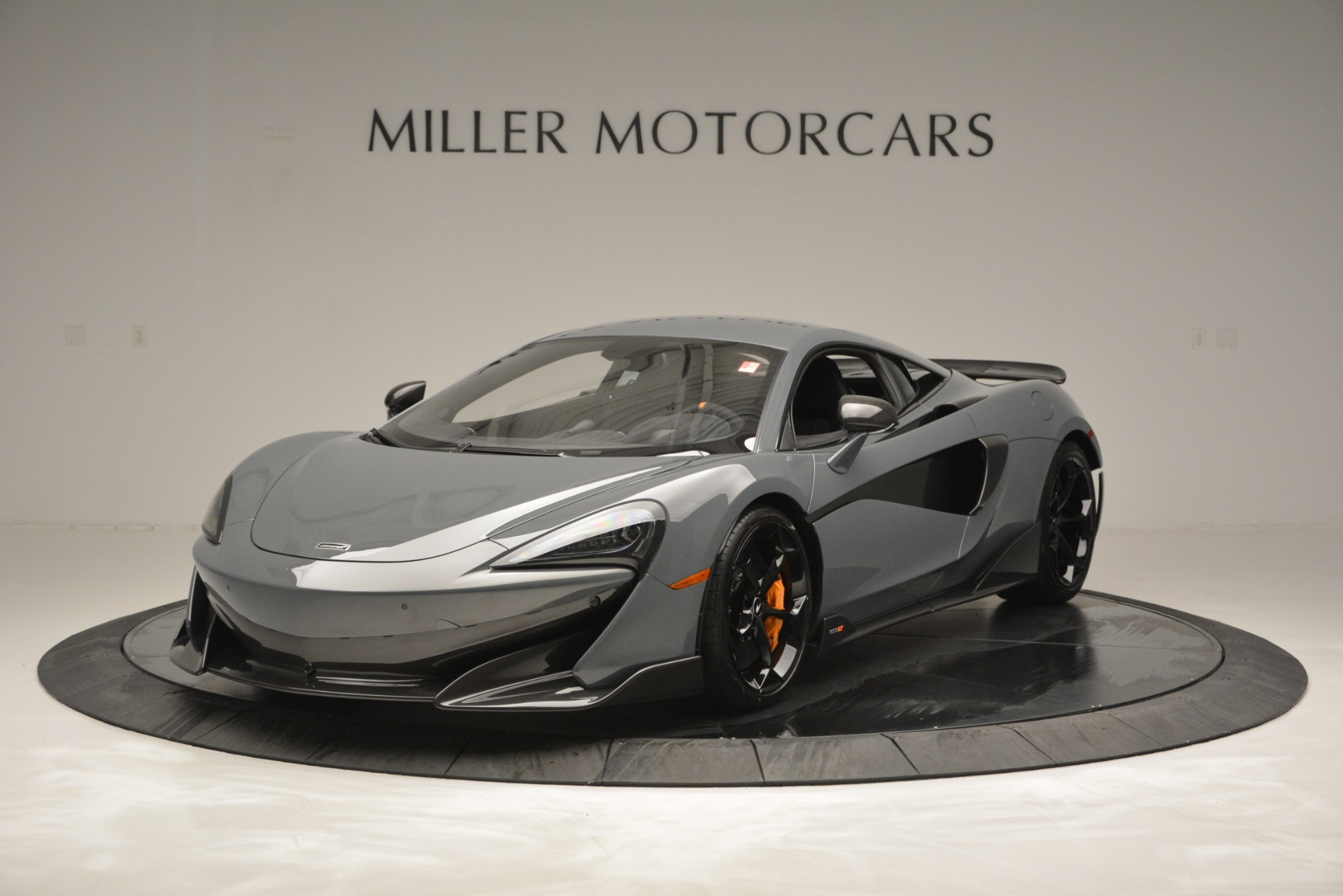 Used 2019 McLaren 600LT Luxury for sale Sold at Alfa Romeo of Westport in Westport CT 06880 1