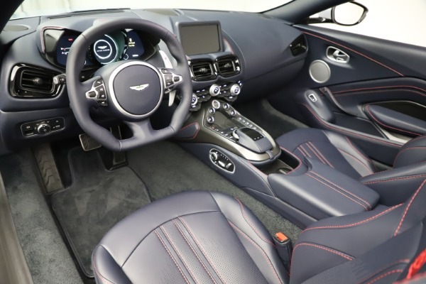 New 2021 Aston Martin Vantage Roadster for sale $184,286 at Alfa Romeo of Westport in Westport CT 06880 14