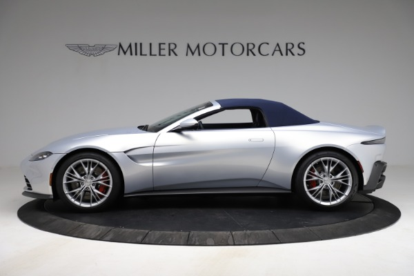 New 2021 Aston Martin Vantage Roadster for sale $184,286 at Alfa Romeo of Westport in Westport CT 06880 22