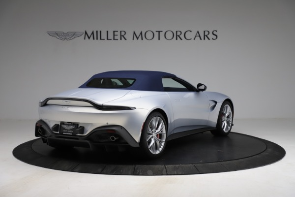 New 2021 Aston Martin Vantage Roadster for sale $184,286 at Alfa Romeo of Westport in Westport CT 06880 24