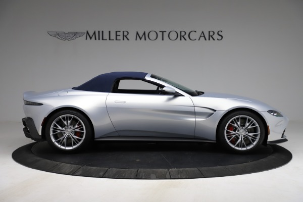 New 2021 Aston Martin Vantage Roadster for sale $184,286 at Alfa Romeo of Westport in Westport CT 06880 25