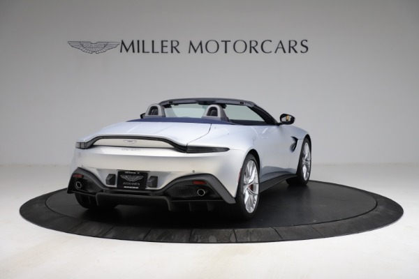New 2021 Aston Martin Vantage Roadster for sale $184,286 at Alfa Romeo of Westport in Westport CT 06880 6
