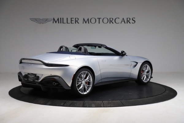 New 2021 Aston Martin Vantage Roadster for sale $184,286 at Alfa Romeo of Westport in Westport CT 06880 7