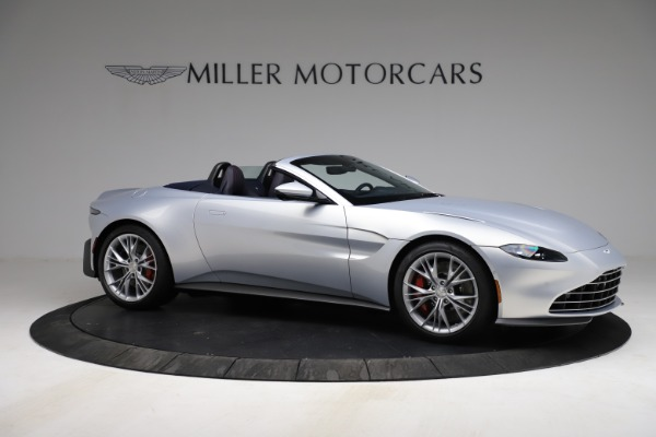 New 2021 Aston Martin Vantage Roadster for sale $184,286 at Alfa Romeo of Westport in Westport CT 06880 9
