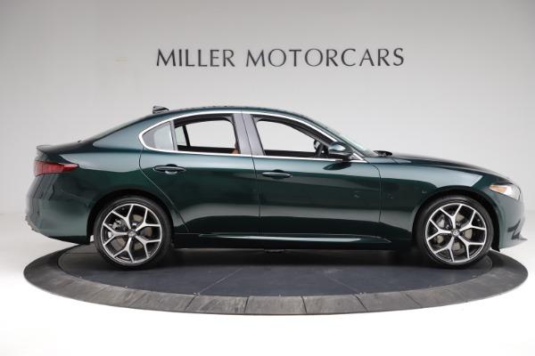 New 2021 Alfa Romeo Giulia Ti Q4 for sale $52,600 at Alfa Romeo of Westport in Westport CT 06880 11