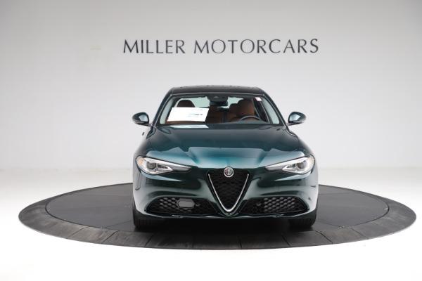 New 2021 Alfa Romeo Giulia Ti Q4 for sale $52,600 at Alfa Romeo of Westport in Westport CT 06880 15