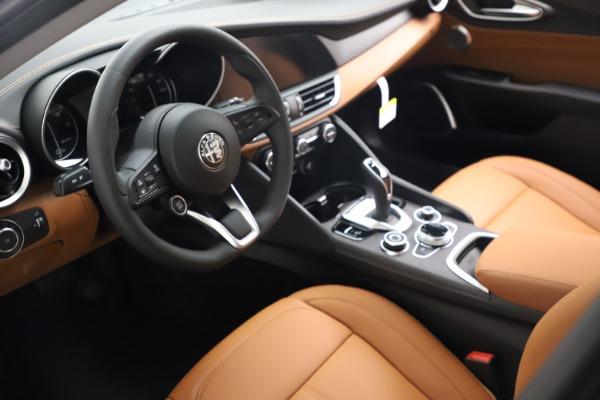 New 2021 Alfa Romeo Giulia Ti Q4 for sale $52,600 at Alfa Romeo of Westport in Westport CT 06880 16
