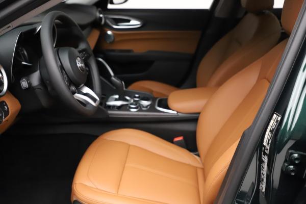 New 2021 Alfa Romeo Giulia Ti Q4 for sale $52,600 at Alfa Romeo of Westport in Westport CT 06880 17