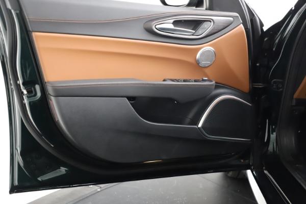 New 2021 Alfa Romeo Giulia Ti Q4 for sale $52,600 at Alfa Romeo of Westport in Westport CT 06880 19