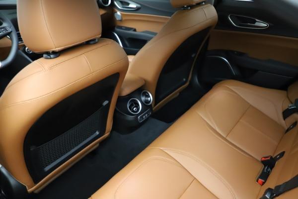New 2021 Alfa Romeo Giulia Ti Q4 for sale $52,600 at Alfa Romeo of Westport in Westport CT 06880 21