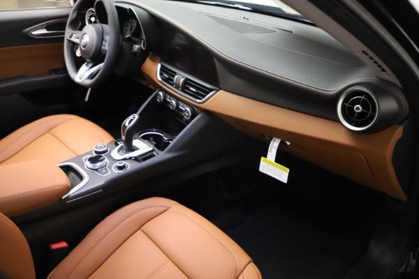 New 2021 Alfa Romeo Giulia Ti Q4 for sale $52,600 at Alfa Romeo of Westport in Westport CT 06880 23
