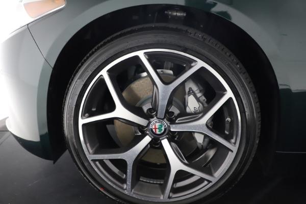 New 2021 Alfa Romeo Giulia Ti Q4 for sale $52,600 at Alfa Romeo of Westport in Westport CT 06880 27