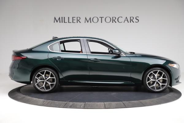 New 2021 Alfa Romeo Giulia Ti Q4 for sale $52,600 at Alfa Romeo of Westport in Westport CT 06880 9