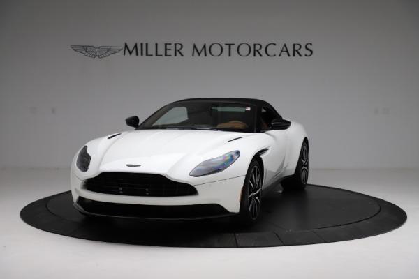 New 2021 Aston Martin DB11 Volante for sale $272,686 at Alfa Romeo of Westport in Westport CT 06880 12