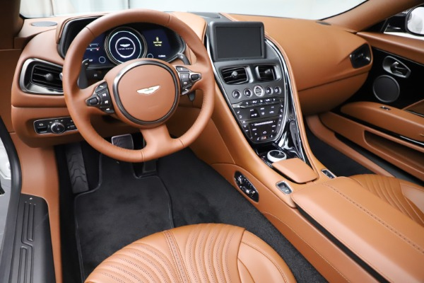 New 2021 Aston Martin DB11 Volante for sale $272,686 at Alfa Romeo of Westport in Westport CT 06880 19