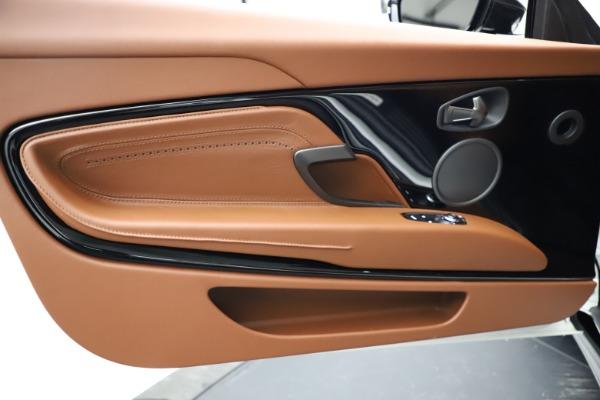New 2021 Aston Martin DB11 Volante for sale $272,686 at Alfa Romeo of Westport in Westport CT 06880 22