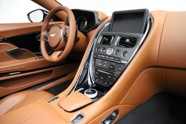 New 2021 Aston Martin DB11 Volante for sale $272,686 at Alfa Romeo of Westport in Westport CT 06880 23