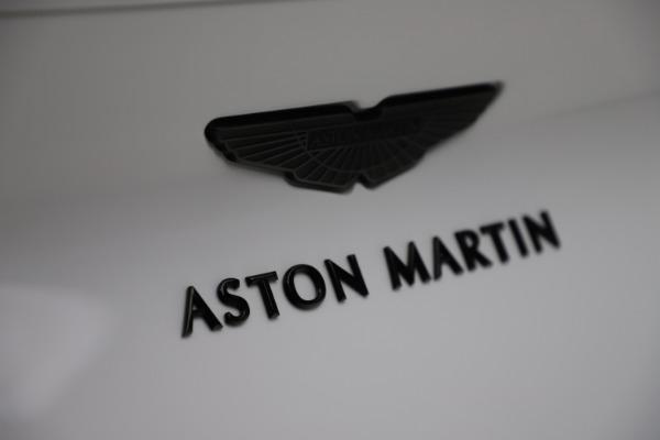 New 2021 Aston Martin DB11 Volante for sale $272,686 at Alfa Romeo of Westport in Westport CT 06880 25