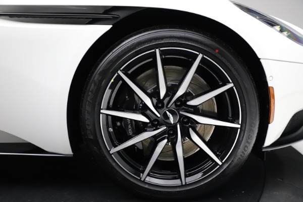 New 2021 Aston Martin DB11 Volante for sale $272,686 at Alfa Romeo of Westport in Westport CT 06880 26